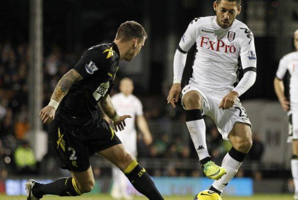 El Fulham de Clint Dempsey y el 'tico' Bryan Ruiz le ganó 2 a 0 al Bolton.