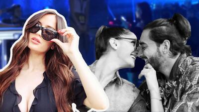 Como nunca antes la viste: la novia de Maluma se pasea por los ensayos de Premios Juventud