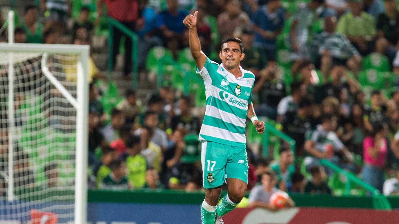 Santos abre con triunfo en la Concacaf