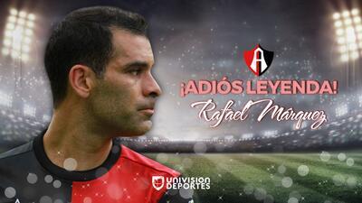 El 'Kaiser' jugará su último partido en el estadio Jalisco este...