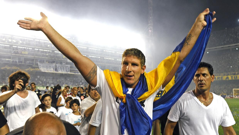El ex jugador argentina tendrá su propia película.