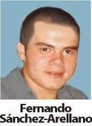 LUIS FERNANDO SÁNCHEZ ARELLANO: Conocido como El Ingeniero este j...