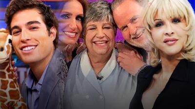 Retrojueves: los famosos que alguna vez fueron parte de El Gordo y La Flaca