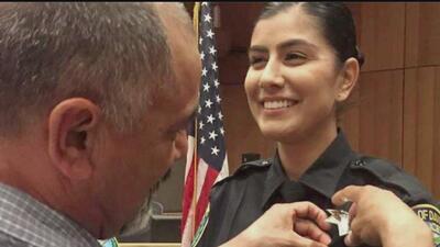 Policía de Davis muere en cumplimiento de su deber