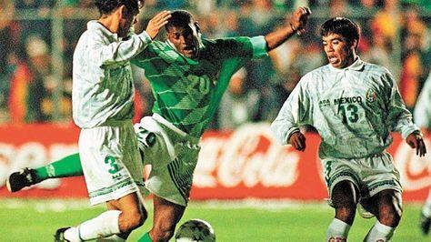 Tras la derrota ante Bolivia, México se quedó con la tercera posición de...