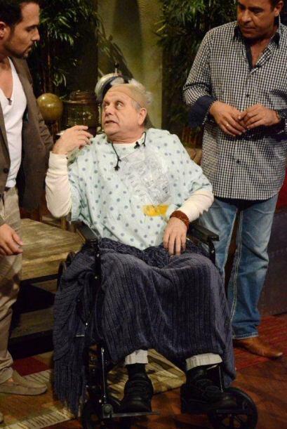 También se dio a conocer el nuevo personaje León Pérez Peña.