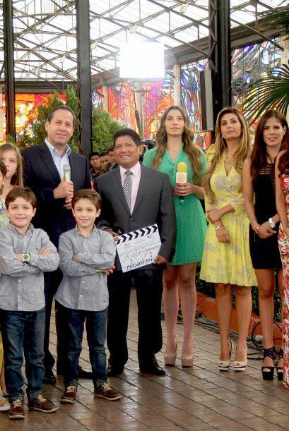 Su galán dentro de la telenovela será encarnado por Jorge Salinas. ¿Te g...