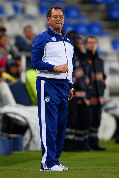 Enrique Meza es ya todo un clásico en la Liga mexicana. Exitoso donde se...
