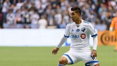 En Montreal Impact continúan puliendo a su nueva promesa, el goleador chileno Jeisson Vargas
