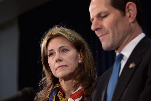 Eliot Spitzer: El que fuera gobernador de Nueva York tuvo que abandonar...