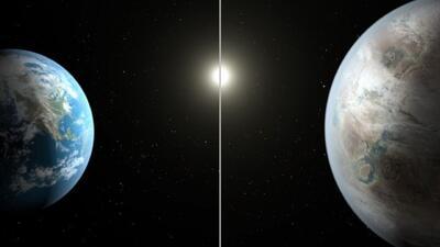 NASA descubre primo mayor a la Tierra que pudiera albergar vida