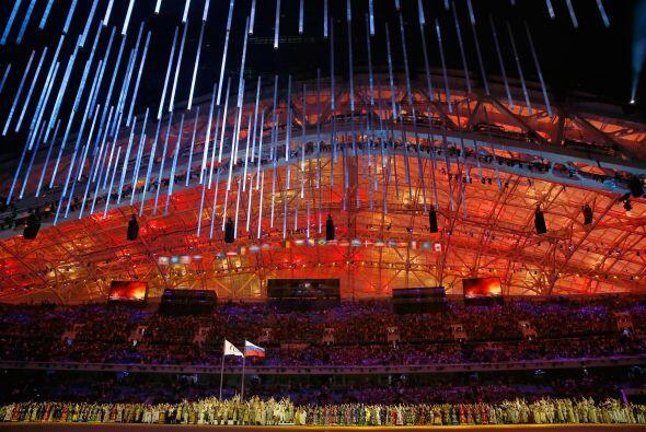 El 2014 fue año de Juegos Olímpicos de Invierno y por primera vez en su...