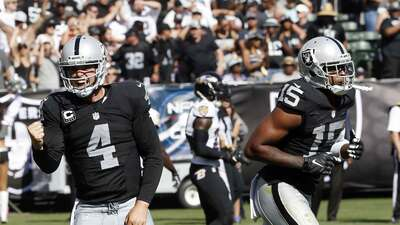 Highlights Temporada 2015 S2: Oakland Raiders 37-33 Baltimore Ravens
