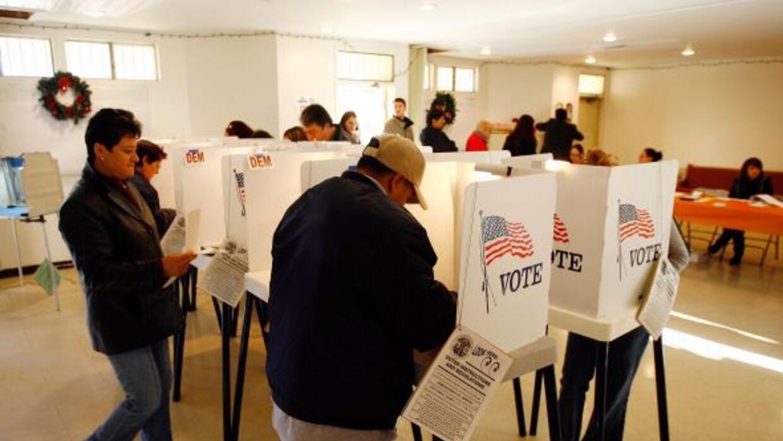 Las elecciones primarias en California se llavarán a cabo el próximo 5 d...