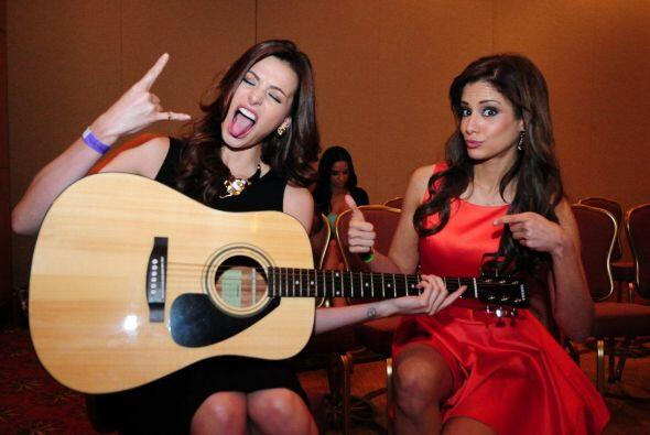 Las aspirantes que audicionaron en Miami tuvieron la suerte de conocer a...