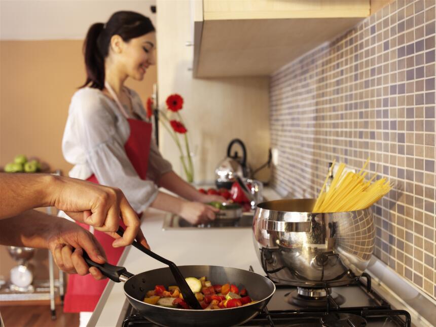 cocina limpia consejos