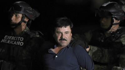 'El Chapo' Guzmán podría ser incriminado por los asesinatos de siete estadounidenses
