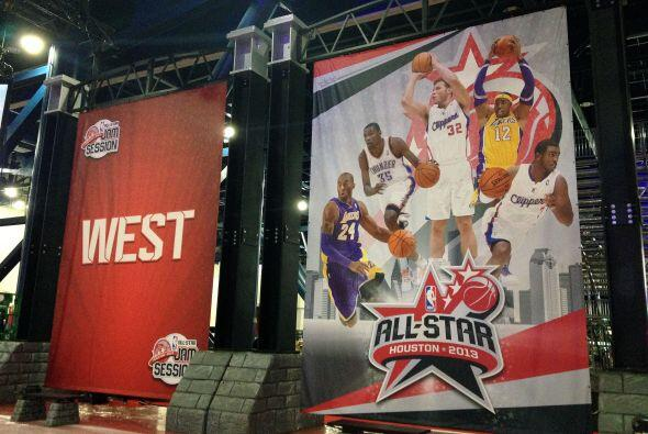 Adelanto del NBA All-Star Game en Houston