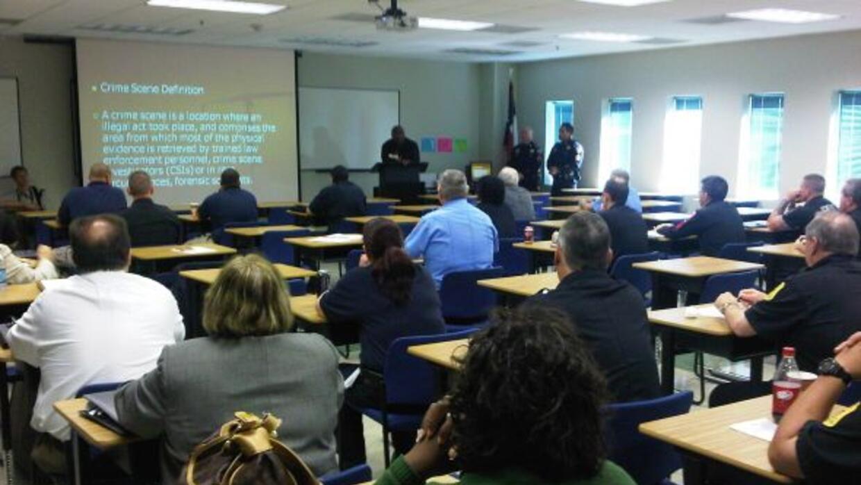 La Oficina del Alguacil del Condado Harris dio a conocer un proyecto de...