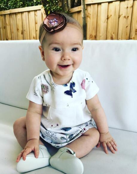 Alana, bebé de Satcha Pretto