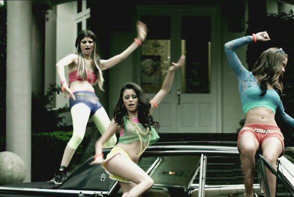 Las Heroínas lucirán sus cuerpazos con las coreografías.