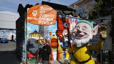 El museo de los juguetes de México se niega a morir (FOTOS)