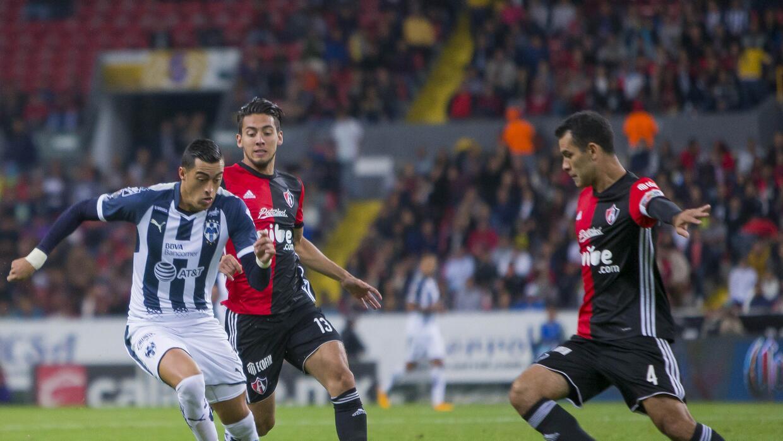 Atlas vs. Monterrey en vivo Liguilla Apertura 2017.