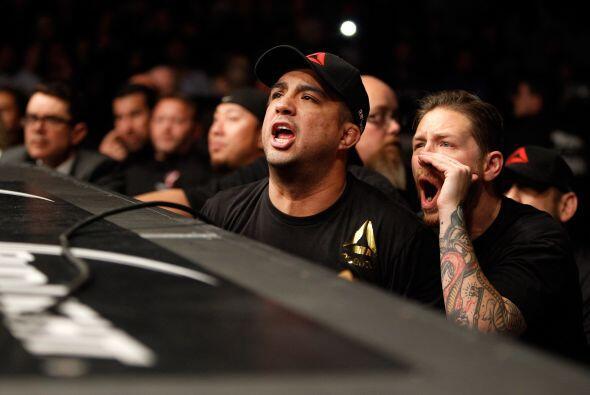 Una de las peleas más esperadas se llevó a cabo en Las Vegas, entre el c...