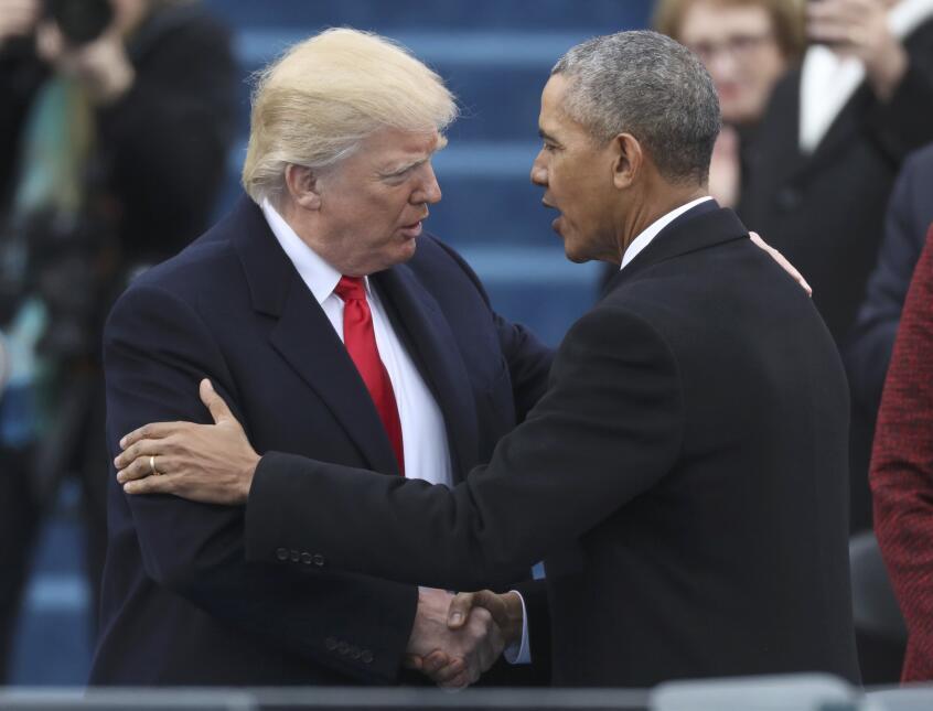 In photos: President Trump is sworn in 2017-01-20T164255Z_22785681_HT1ED...