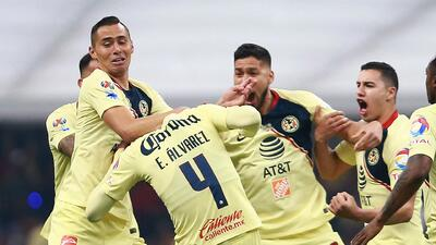 Números y estadísticas de América, el nuevo monarca del fútbol mexicano