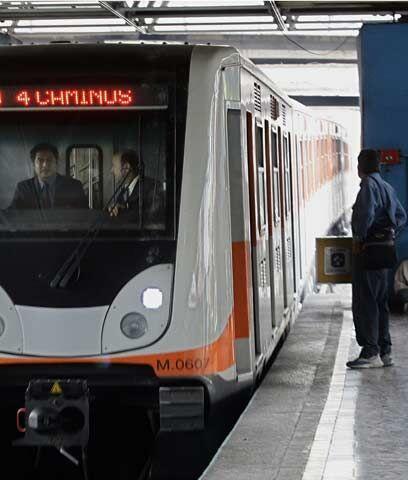 Leyes más rigurosas en el metro de MéxicoEl metro de la Ciudad de México...