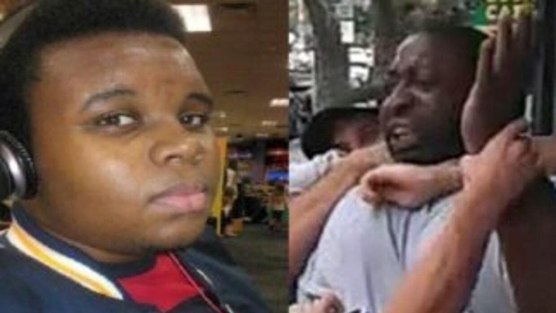 Las circunstancias en que murieron Michael Brown, en Ferguson, y Eric Ga...