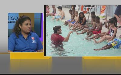 Campaña para fomentar medidas de seguridad en las piscinas