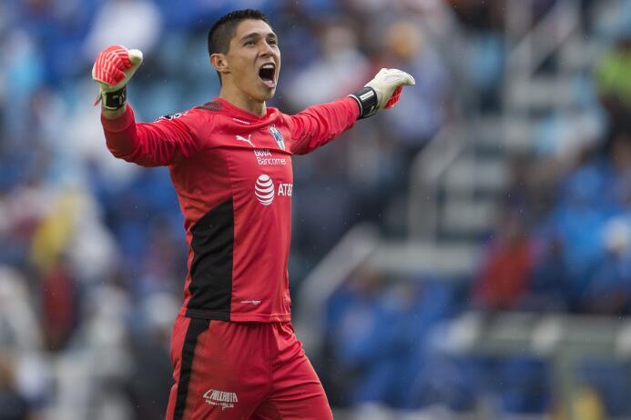 Cruz Azul empató con Monterrey con Corona disfrazado de héroe Hugo Gonzá...