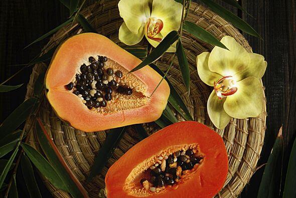 ¿Por qué papaya? Las enzimas de este alimento y los nutrientes antioxida...