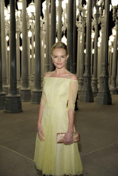Quisiéramos saber cuál es el secreto de Kate Bosworth para...