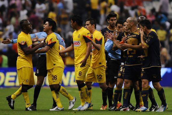 Pero mientras en el Clausura 2013 Pumas logró meterse finalmente a una l...