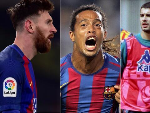 Barcelona estaría cerca de cerrar el fichaje de Paulinho  Barcelona-ído...