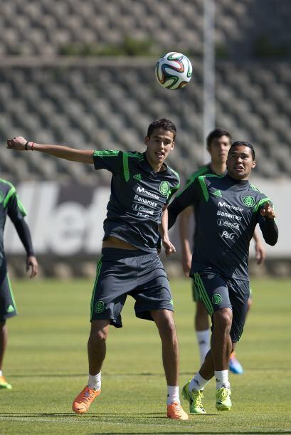 6.- Miguel Herrera dice que a los jugadores que tiene muy observados no...