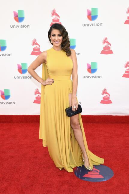 Maity Interiano, Latin Grammy 2016