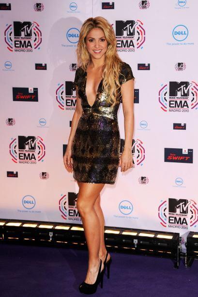 Obviamente a Shakira no hay que presentarla.  Como ya saben muchos, Shak...