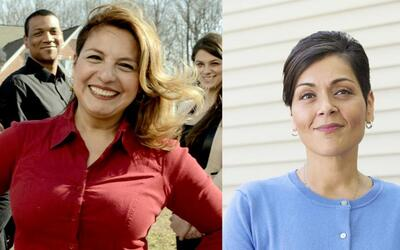Elizabeth Guzman and Hala Ayala won seats in the Virginia House of Deleg...