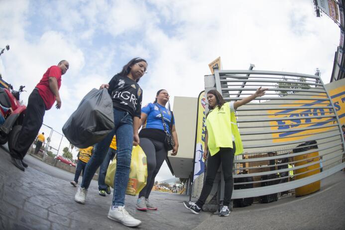 Tigres de solidaridad: recolección en entrenamiento en favor de las víct...