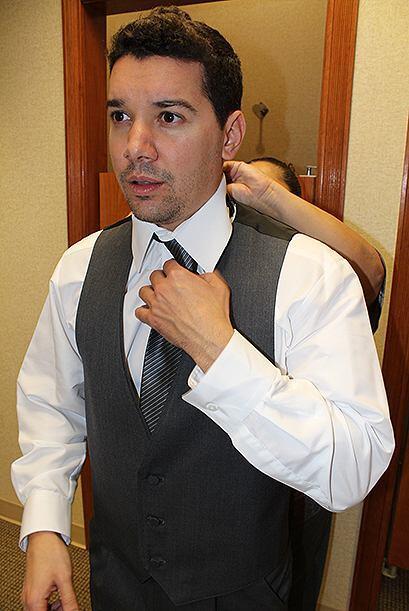 "Rodolfo ""El Chamo"" de 104.9 Tu Música se prepara para e..."