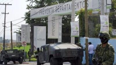 Un comando armado irrumpió en un centro de rehabilitación de Morelos y s...
