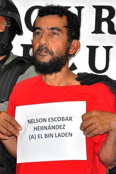 Esta fotografía publicada por Procuraduría General de Just...