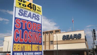 La desaparición de Sears en Chicago, la ciudad en la que comenzó su historia de éxito