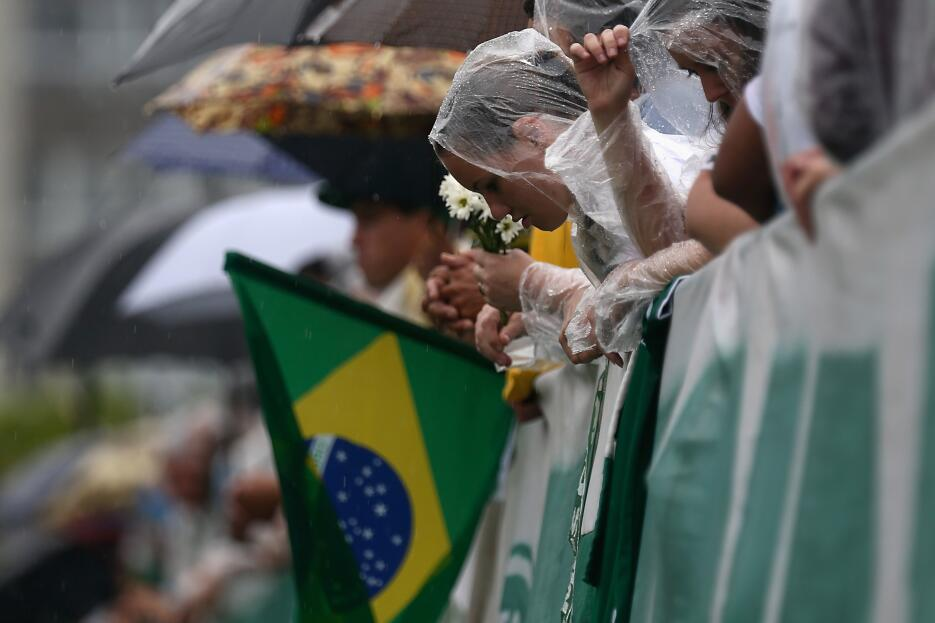 Funeral Brasil Chapecoense