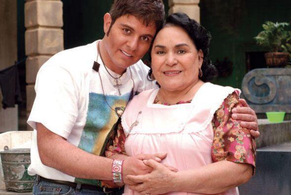 """Fue el hijo de Carmen Salinas en """"Mundo de Fieras"""" en el año 2006."""