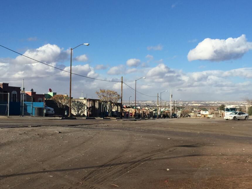 Este es uno de los barrios periféricos donde suelen realizar sus accione...
